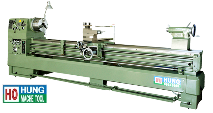 เครื่องกลึง HOHUNG 660x1500