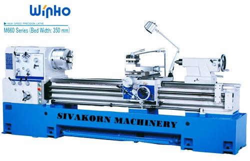 เครื่องกลึง WINHO M660x2200 Series