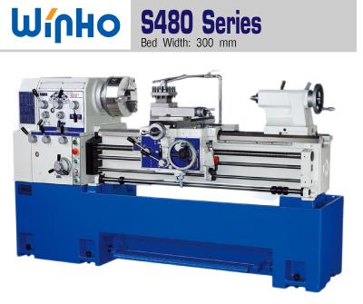 เครื่องกลึง WINHO S480x2200 Series